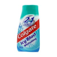 Colgate Toothpaste 2 in 1 Icy Blast Whitening 100ml