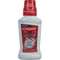 Colgate Mouthwash Max White 250ml