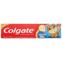 Colgate Toddler Toothpaste Bubble Fruit 50ml