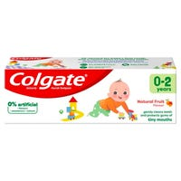 Colgate Kids Toothpaste Mild Fruit 0-2 Years 50ml