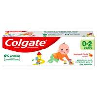 Colgate Kids Toothpaste Mild Fruit 0-2 Years 50ml