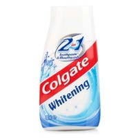 Colgate Whitening 2 in 1 Toothpaste and Mouthwash 100ml