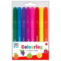 Kids Create Activity Scented Markers 8 Pack