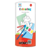 Kids Create Colouring Tube