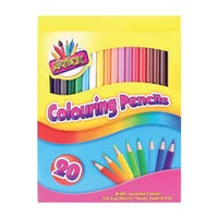 Colouring Pencils 20 Pack