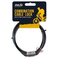 Combination Cable Bike Lock