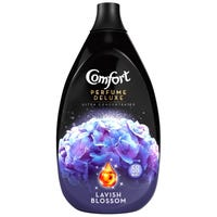 Comfort Perfume Deluxe Lavish Blossom Fabric Conditioner 870ml