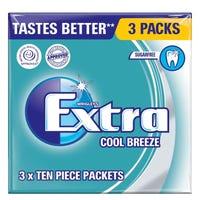 Wrigley Extra Cool Breeze Gum 3 Pack