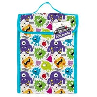 Cooler Lunch Bag with Monster Print