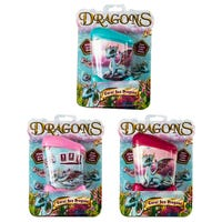Coral Dragons Assorted Designs