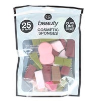 CS Beauty Cosmetics Sponges 25 Pack