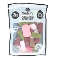 CS Beauty Cosmetics Sponges 25 Pack