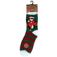 Cosy Socks in Penguin Design