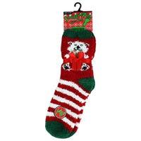Cosy Socks in Teddy Design