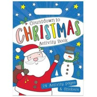 Countdown to Christmas Activity Carry Pack