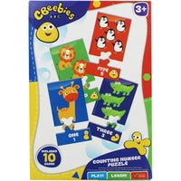 Cbeebies My First Puzzle Counting Number