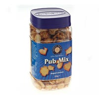 Pub Mix Crackers Tub 350g