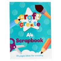 Craft n Create A4 Scrapbook