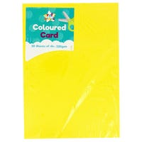 Craft n Create A4 Coloured Card