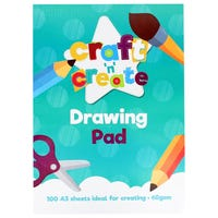 Craft n Create A3 Drawing Pad