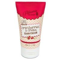 Patisserie De Bain Hand Cream Cranberries and Cream 50ml