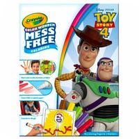 Crayola Toy Story Colour and Sticker Book