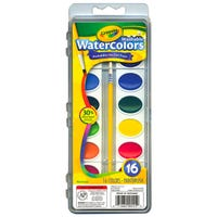 Crayola Washable Water Colours 16 Pack