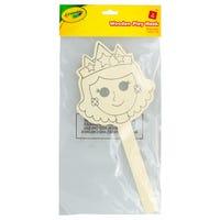Crayola Wooden Princess Mask