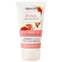 NEW - Creightons Pink Grapefruit Face Scrub 150ml