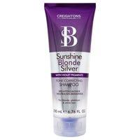 Creightons Sunshine Blonde Tone Correcting Shampoo 200ml