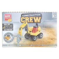 Block tech Construction Digger