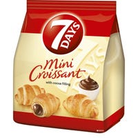 Mini Croissant 7 Days with Cocoa Filling 5 Pack