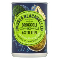 Crosse and Blackwell Broccoli and Stilton Soup 400g