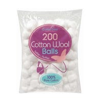 Cotton Wool Balls 200