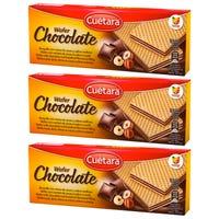 Cuetara Chocolate Wafers 150g