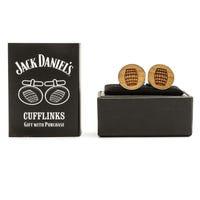 Jack Daniels Cufflinks