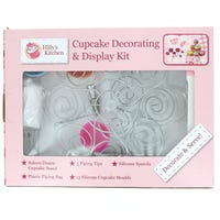 Cupcake Decorating With Stand