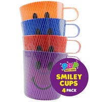 Kids Party Mugs 4 Pack