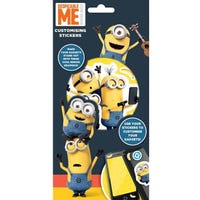 Despicable Me Customising Stickers