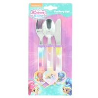 Shimmer and Shine Cutlery