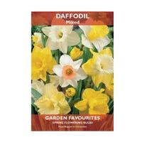 Daffodil Mixed Bulbs 8 Pack