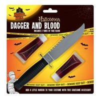 Dagger And Blood