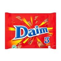 * Daim Bar 3 Pack