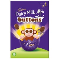 Cadbury Buttons Easter Egg 85g
