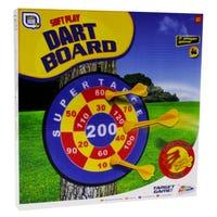 Soft Play Sticky Darts Board Game