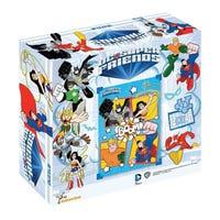 DC Super Heroes Puzzle Set