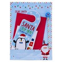Letter To Santa Christmas Pack