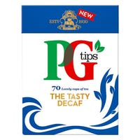 PG Tips Decaf Tea Bags 70's