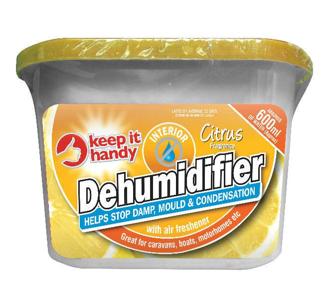 Interior Dehumidifier - Citrus