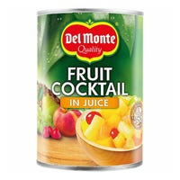 Del Monte Fruit Cocktail in Juice 415g